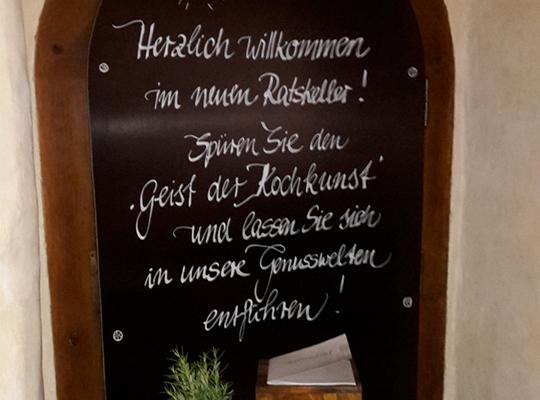 Krimidinner Augsburg Ratskeller